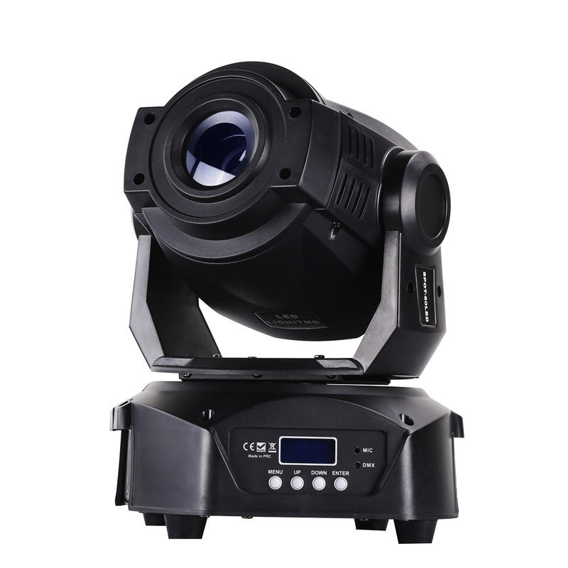 90w White Led Moving Head Spot for Stage