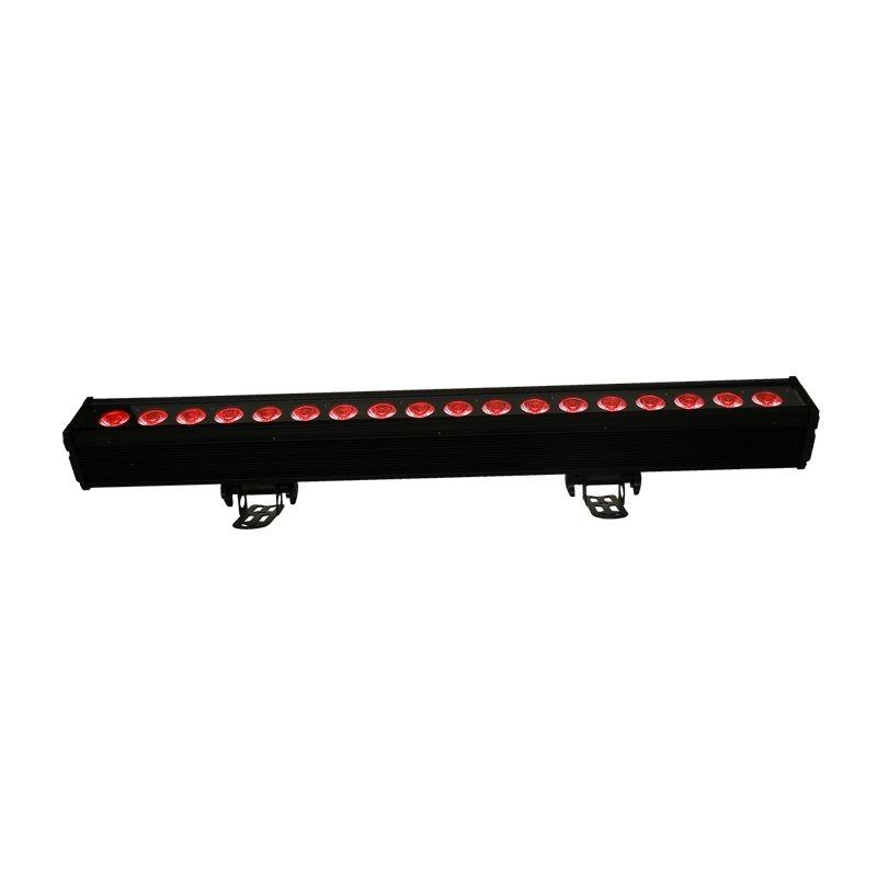 LED Bar Outdoor IP65 1m Wash Light 18 x 10w RGBW 4-in-1 LEDs
