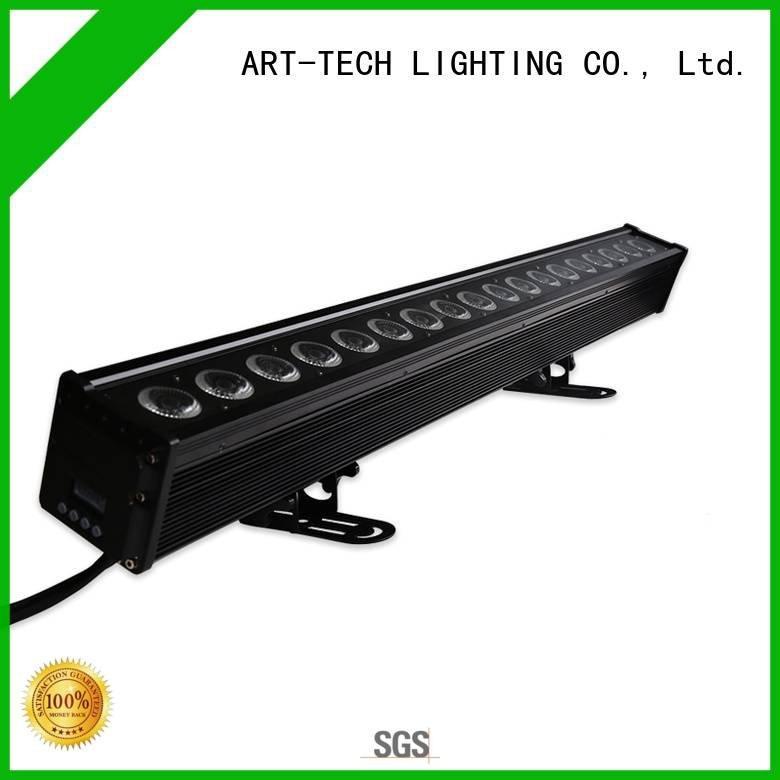ART-TECH LED Lighting wash led bar professional Pixel controlled led bar 4in1