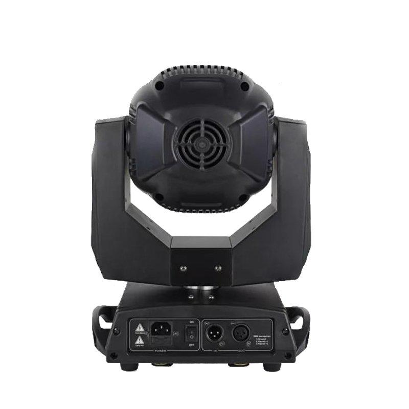 Zoom LED Mini Bee-Eye 15W RGBW 4IN1 Beam Light
