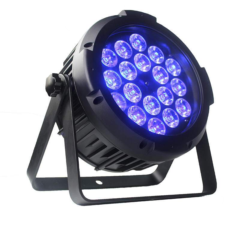 IP65 18PCS 4IN1/5IN1/6IN1 LED Par Wireless Battery Powered Uplights