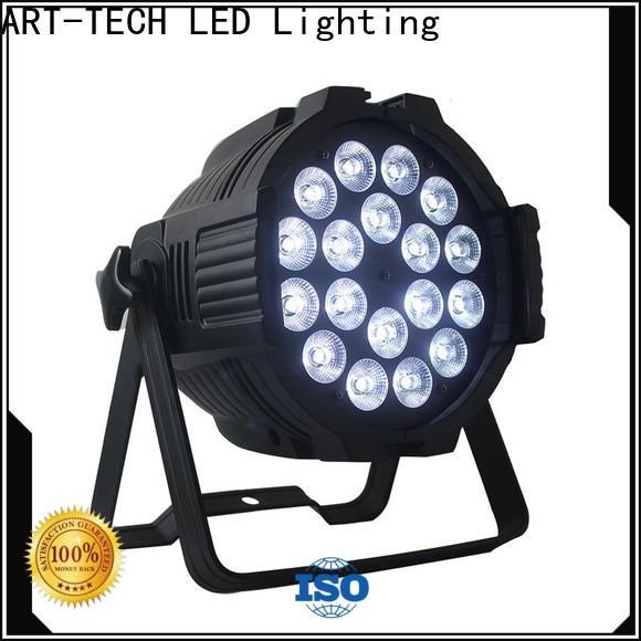 ART-TECH LED Lighting 12 led par cans supplier for indoor