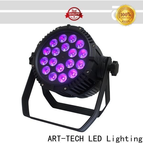 ART-TECH LED Lighting waterproof led par wash lights supplier for outdoor