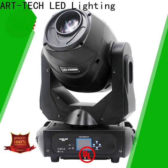 mini DJ Lighting equipment spot personalized for party