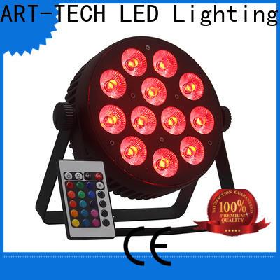 ART-TECH LED Lighting 6in1 le par supplier for show