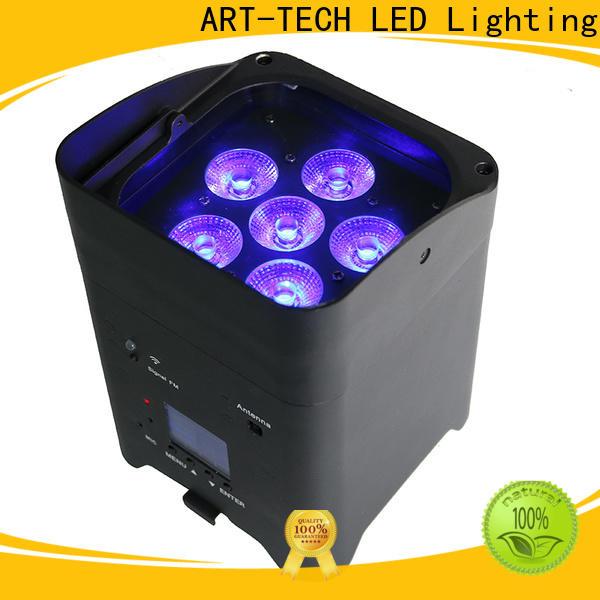 ART-TECH LED Lighting rgbw led par wash lights personalized for concert