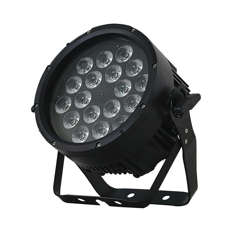 IP65 18pcs 10W/12W/15W 4in1/5in1/6in1 LED PAR CAN
