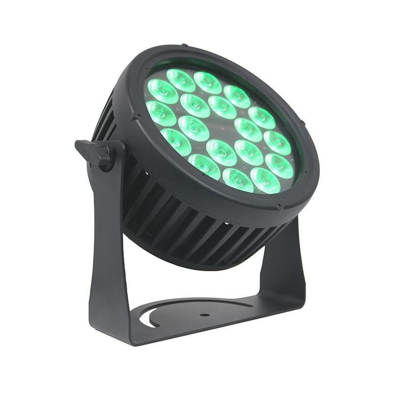 Outdoor 18pcs 10W/12W/15W 4in1/5in1/6in1 LED Par Light