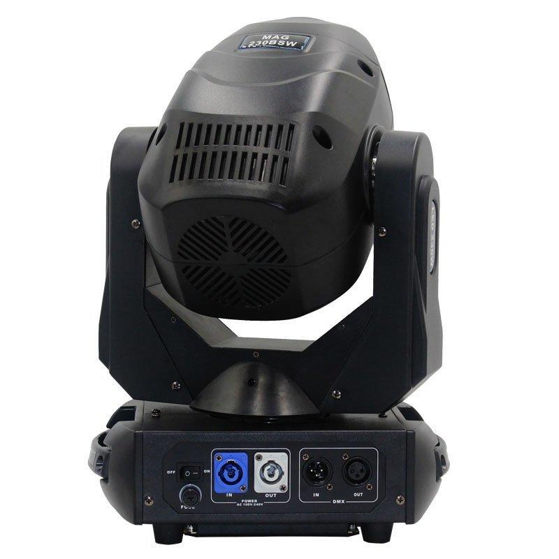 LED 230W MOVING HEAD SPOT/BEAM/WASH